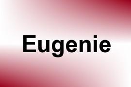 Eugenie name image