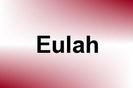 Eulah name image
