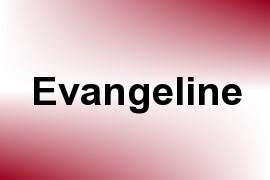 Evangeline name image
