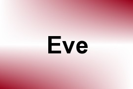 Eve name image
