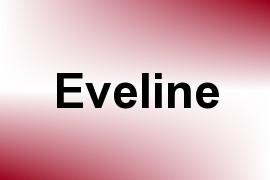 Eveline name image