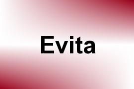 Evita name image