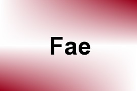 Fae name image