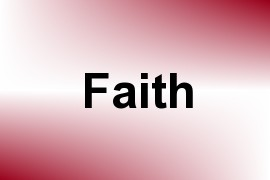 Faith name image