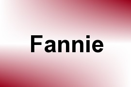 Fannie name image