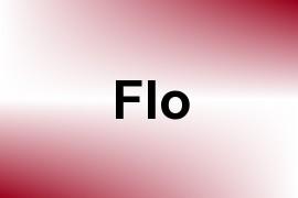 Flo name image