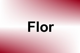 Flor name image
