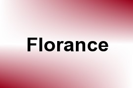 Florance name image