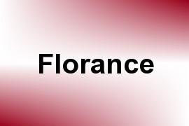Florance name image