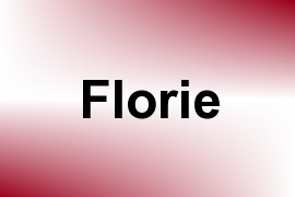 Florie name image