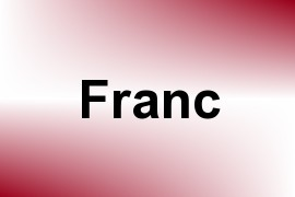 Franc name image