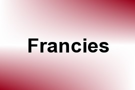 Francies name image