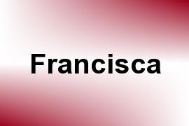 Francisca name image