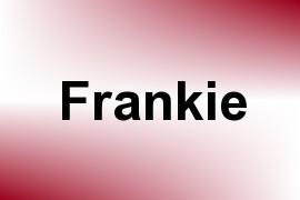 Frankie name image