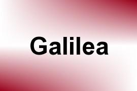 Galilea name image