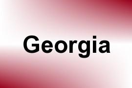 Georgia name image