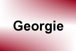 Georgie name image