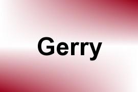 Gerry name image