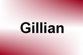 Gillian name image