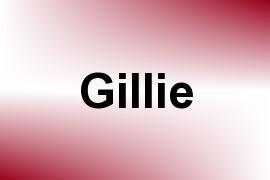 Gillie name image