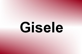 Gisele name image