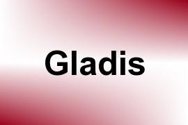 Gladis name image