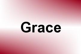 Grace name image