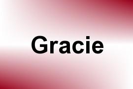 Gracie name image