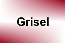 Grisel name image