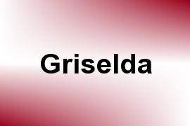 Griselda name image