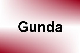 Gunda name image