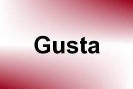 Gusta name image
