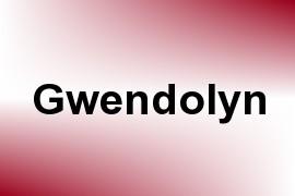 Gwendolyn name image