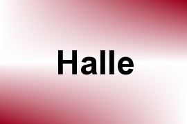 Halle name image