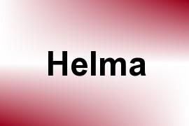 Helma name image