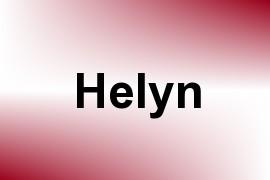 Helyn name image