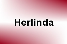 Herlinda name image