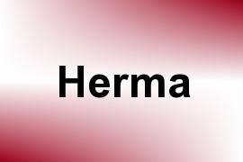 Herma name image