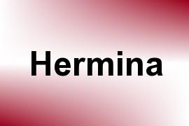 Hermina name image