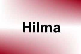 Hilma name image