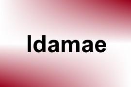Idamae name image