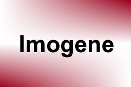 Imogene name image