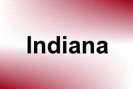 Indiana name image