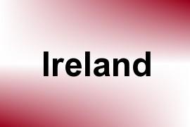 Ireland name image