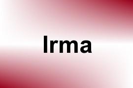 Irma name image