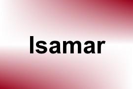 Isamar name image