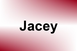 Jacey name image