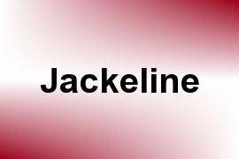 Jackeline name image