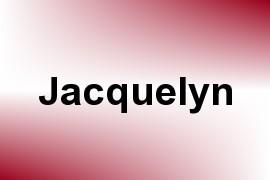 Jacquelyn name image
