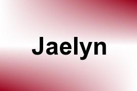 Jaelyn name image